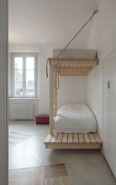 idee pour chambre lit enfant