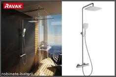 Sistem de dus cu termostat Ravak Termo 300 Bathtub, Bathroom, Standing Bath, Washroom, Bath Tub, Bathrooms, Bathtubs, Bath, Tub