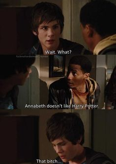 Percy Jackson and Harry Potter crossover