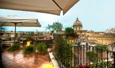 Our Rome hotel