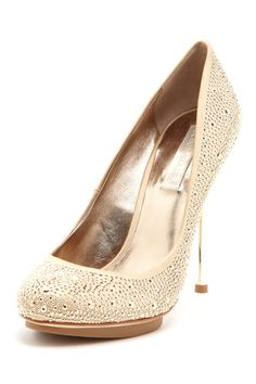 Sparkle with BCBGeneration Pumps this Holiday Season!