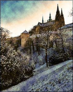 Castillo de Praga - Autor: Edgar Barany