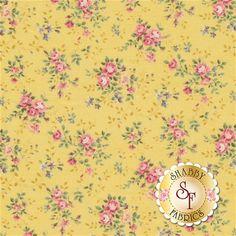 Ruru Bouquet Prima RU2260-17B by Quilt Gate Fabrics