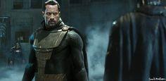 Fan Art Imagines Dwayne Johnson as Black Adam in SHAZAM — GeekTyrant