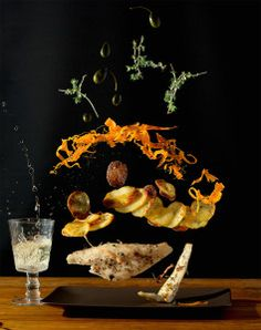 flying_food_фоторецепты Nora Luther & Pavel Becker_рыба с картофелем, морковью и специями
