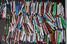 Pin for Later: 15 Things That Cost as Much as Your Child's College Tuition Some Writing Utensils With 251,900 pens, you won't have to worry about people giving them back.