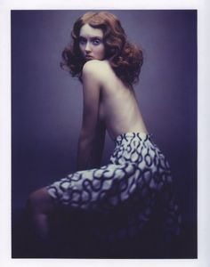 Morning Beauty | Lily Cole by Wolfgang Mustain