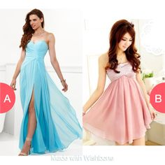 Which dress? Click here to vote @ http://getwishboneapp.com/share/2468676
