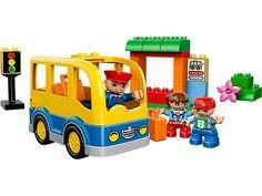 Take a fun ride on the School Bus!
