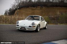 1972 RSR replica belongs to Mamoru Ogose, ownwer JDM tuner GruppeM
