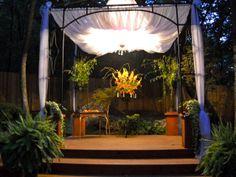 The Hidden Porch Wedding Venue in Catoosa, OK. Definite marriage venue potential!
