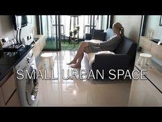 Optimized MINI apartment in Bangkok - Testing small spaces - YouTube