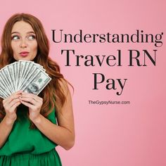 Tips for making the money conversation a little more bearable. #gypsynurse #travelnurse #travelnursepay #travelrn