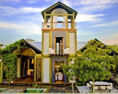 Seaside Florida Vacation Rentals - Chatham House- in Heart of Seaside.