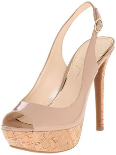 Jessica Simpson Women's Tacey Platform Dress Sandal * Want to know more, click on the image. #womenshoe