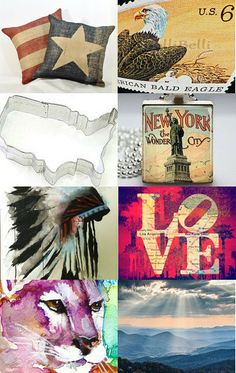 America the Beautiful by Mary Rogers on Etsy--Pinned with TreasuryPin.com