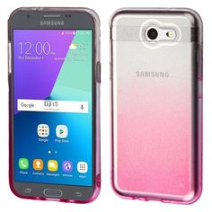Insten TPU Rubber Candy Skin Case Cover For Samsung Galaxy Amp Prime 2/Express Prime 2/J3