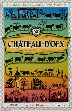Chateau - D'oex