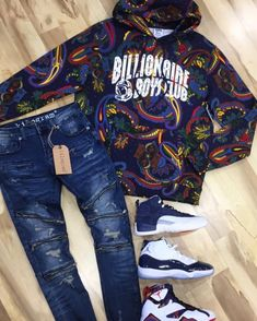 Wow casual mens fashion that is hot. Dope Outfits For Guys, Swag Outfits Men, Nike Outfits, Stylish Outfits, Hype Clothing, Mens Clothing Styles, Urban Clothing Brands, Kids Clothing, Tommy Hilfiger