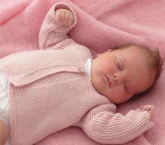 Baby-Jacke mit 2 Fäden aus 100% reinem Alpaca gestrickt, warm, kann es das Beste für kleines Baby sein! Ein wunderbares Garn, leicht und angenehm zu tragen.  Die Faser ist unbehandelt, das...