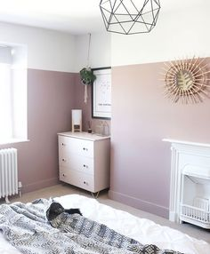 Spare Room, Rattan, Nest, Lounge, Claire, Living Room, Bedroom, Interiors, Pink