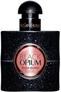 Yves Saint Laurent Black Opium Eau de Parfum - Best perfume Yves Saint Laurent Black Opium Eau de Parfum is the seductively intoxicating women's fragrance with notes of coffee, vanilla and white flower. Ysl Parfum, Black Opium Perfume, Perfume And Cologne, Best Perfume, Fragrance Parfum, Perfume Bottles, Ysl Black Opium, Yves Saint Laurent, Perfume Collection