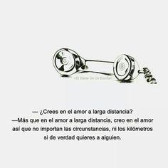 Amor a larga distancia