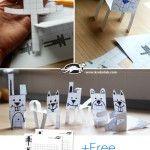 Block+Paper+ANIMALS