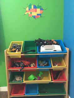 Chambre Lego/Lego bedroom