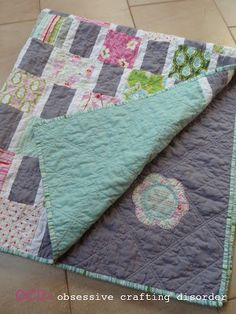 A Nicey Jane quilt for Samantha
