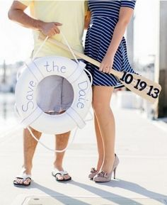 """Another """"10 ways to rock your wedding"""" type of post. We have already dealt with the Beach wedding and today is one of my faves, a Nautical wedding!"""