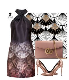 """""""No title"""" by tatjanasega on Polyvore featuring Gucci, Alexander Wang and Ted Baker"""