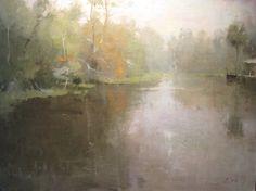 Larry  Moore - Morning Mist-Larry Moore