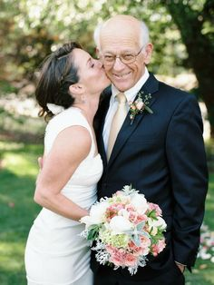 Beautiful Father of the Bride (and Groom) Moments | Bridal Musings Wedding Blog 11