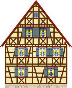 FACADES - lots of building facades to choose from