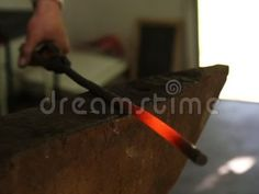 Video about Blacksmith - hitting with a hammer the hot iron. Video of heat, ancient, glowing - 91967547 Blacksmithing, Iron, Abstract, Blacksmith Shop, Summary, Blacksmith Forge, Wrought Iron, Steel