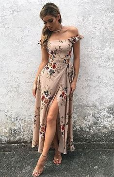 20 Stunning Spring Dresses Ideas You Can Copy Right Now 43 Cute Women Summer Outfits 2019 Pretty Dresses, Sexy Dresses, Beautiful Dresses, Dress Outfits, Casual Dresses, Cool Outfits, Summer Outfits, Fashion Dresses, Summer Dresses