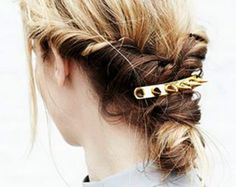 Twists With Barrette