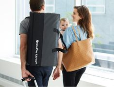 The Lotus Everywhere Travel Crib is perfect to use every day and for your next adventure. Get your Lotus Everywhere travel crib from Guava Family! Baby Wearing, Travel Pictures, Cribs, Lotus, Car Seats, Tote Bag, Mom, Stylish, Travel Cots