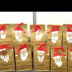 Pre k christmas gifts for parents