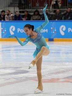 View album on Yandex. Russian Figure Skater, Alina Zagitova, 2018 Winter Olympics, Ice Girls, Team Events, Ice Skating Dresses, Olympic Athletes, Olympic Champion, Sports Figures