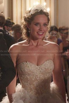 Ophelia's strapless gown on The Royals Merritt Patterson, Where To Buy Clothes, Debut Ideas, Royal Clothing, Red Floral Dress, Strapless Gown, Panel Dress, Nice Dresses, Vestidos