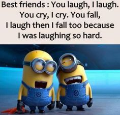 You are not really the best friend until you Joke your Friend on daily basis, Because friendship is all fun and doing stupid things . So here are some funny friendship quotes . Best Freinds, Bestest Friend, Best Friends For Life, Best Friends Forever, Crazy Best Friend Quotes, Best Friends Cartoon, Crazy Friends, Quotes About Moving On From Friends, Besties Quotes