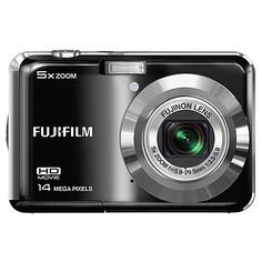 Fujifilms present the latest collection of handy digital cameras that empowers you to click superior quality pictures without any hassles. Fujifilm FinePix AX500 is designed in a creative way, providing you the ultimate photography experience.