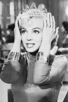 Marilyn in Gentlemen Prefer Blondes