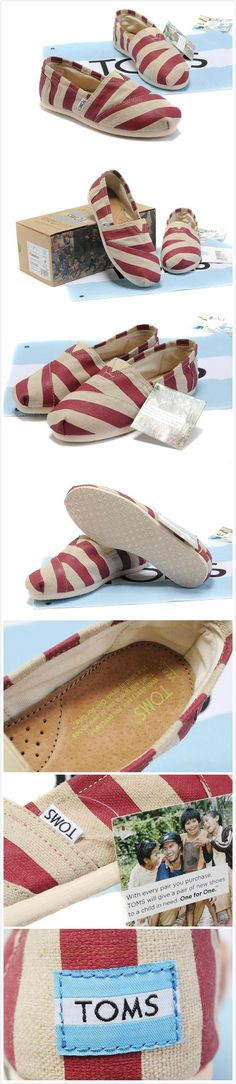 Toms Outlet! $16.89 OMG!!I love them they are super cute!!!