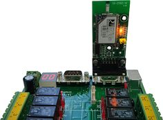 The Relay Controller devices brought to you by Online Devices will enable you to control a set of almost 6 relays. It will certainly fulfill all your expectations from this kind of devices. http://www.online-devices.com/