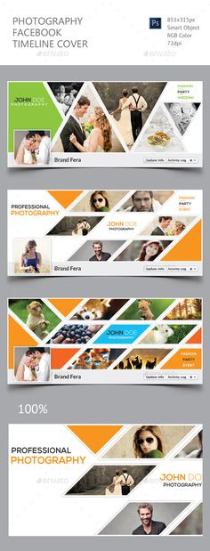 Photography Facebook Timeline Cover Templates PSD. Download here: http://graphicriver.net/item/photography-facebook-timeline-cover/16038555?ref=ksioks