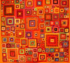 A Quilt by Kaffe Fassett