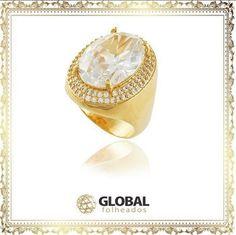 Os mais belos anéis só aqui www.mercadodejoias.com    @globalfolheados    Global Folheados Serviços de banho em Ouro, Prata, Ródio e Paládio - Limeira/SP    #semijoias #acessorios #Jewel #amei #brincos #itgirl #moda #tendencias #jewelry #today #amomuito #saopaulo #estilo #glamour #folheados #bruto #bijouterias #bijoux #altabijoux